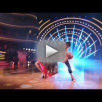 Lea thompson dancing with the stars week 2 performance