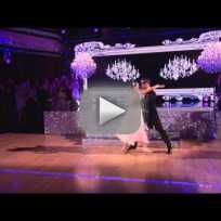 Janel parrish dancing with the stars week 2 performance