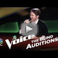 Luke wade thats how strong my love is the voice audition