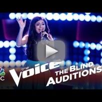 Bryana salaz problem the voice audition
