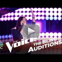 Clara hong chuck es in love the voice audition