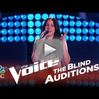 Sugar Joans - Chain of Fools (The Voice Audition)