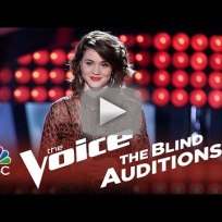 Reagan James - Give Me Love (The Voice Audition)
