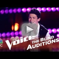 Joe Kirk - Lego House (The Voice Audition)