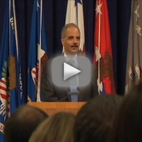 Eric Holder to Resign