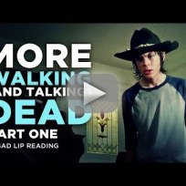 The Walking Dead: Bad Lip Reading Hilarity