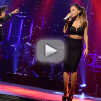 Ariana Grande SNL Performance - Love Me Harder
