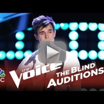 John Martin - Sweet Pea (The Voice Audition)