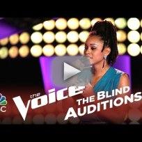 Kelli douglas dannys song the voice audition