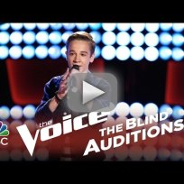 Tanner linford when you say nothing at all the voice audition