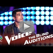 Jonathan wyndham say something the voice audition
