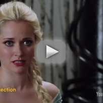 Once upon a time preview cursed