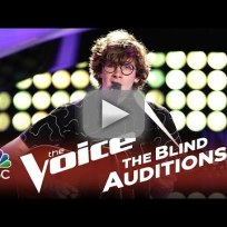 Matt mcandrew a thousand years the voice audition