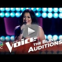 Mayra Alvarez - Human Nature (The Voice Audition)