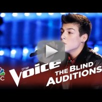 Justin Johnes - Let Her Go (The Voice Audition)