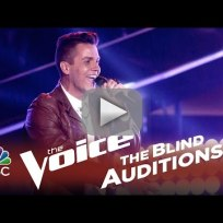 Griffin - It's a Beautiful Day (The Voice Audition)