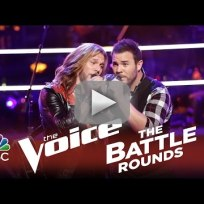 Craig Wayne Boyd vs. James David Carter (The Voice Battle Round)