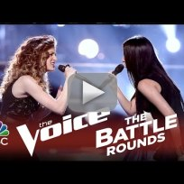Sugar Joans vs. Jean Kelley (The Voice Battle Round)