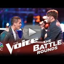 Griffin vs. Luke Wade (The Voice Battle Round)