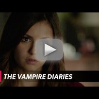 The vampire diaries clip selfie bomb warning