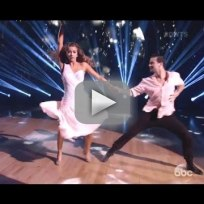 Sadie robertson and mark ballas dancing with the stars rumba