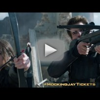 The hunger games mockingjay part 1 preview
