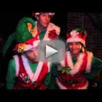 Leann rimes christmas terror