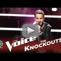 Tanner Linford - Calling All Angels (The Voice Knockouts)