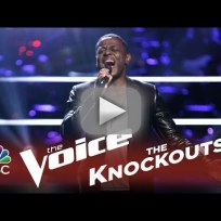 Damien - How Do I Live (The Voice Knockouts)