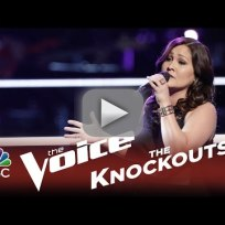 DaNica Shirey - Saving All My Love for You (The Voice Knockouts)
