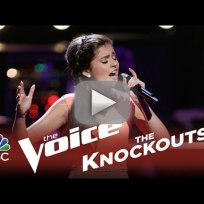 Bryana Salaz - Heart Attack (The Voice Knockouts)