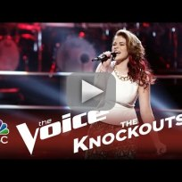 Reagan James - Hit 'Em Up Style (The Voice Knockouts)