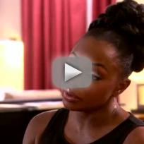 The real housewives of atlanta clip phaedra leaves apollo