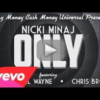 Nicki minaj only video