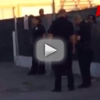 Tyga arrest video