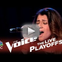 Mia Pfirrman - Young and Beautiful (The Voice Playoffs)