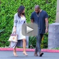 Kim kardashian carries special handbag