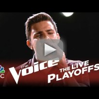 Ricky Manning - Lay Me Down (The Voice Playoffs)