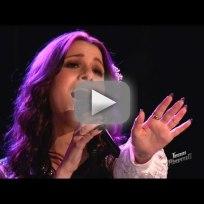 Sugar Joans - I Say a Little Prayer (The Voice Playoffs)