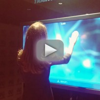 Kate middleton playing video games