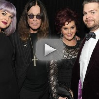 The osbournes return to tv