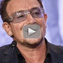 Bono injured in bike accident