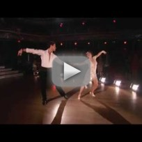 Janel parrish and val chmerkovskiy argentine tango dancing with
