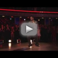 Alfonso ribeiro and witney carson tango dancing with the stars