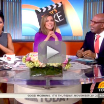 Today show mocks anchor shake up rumors