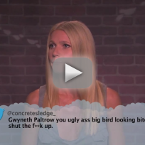 Celebrities read mean tweets vol 8