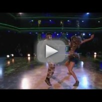Sadie robertson and mark ballas samba dancing with the stars fin