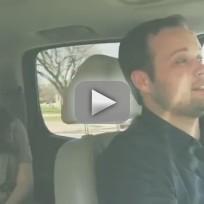 Josh duggar thanksgiving video