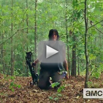 The walking dead season 5 return promo