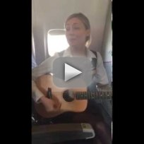 Robynn shayne flight attendant covers royals